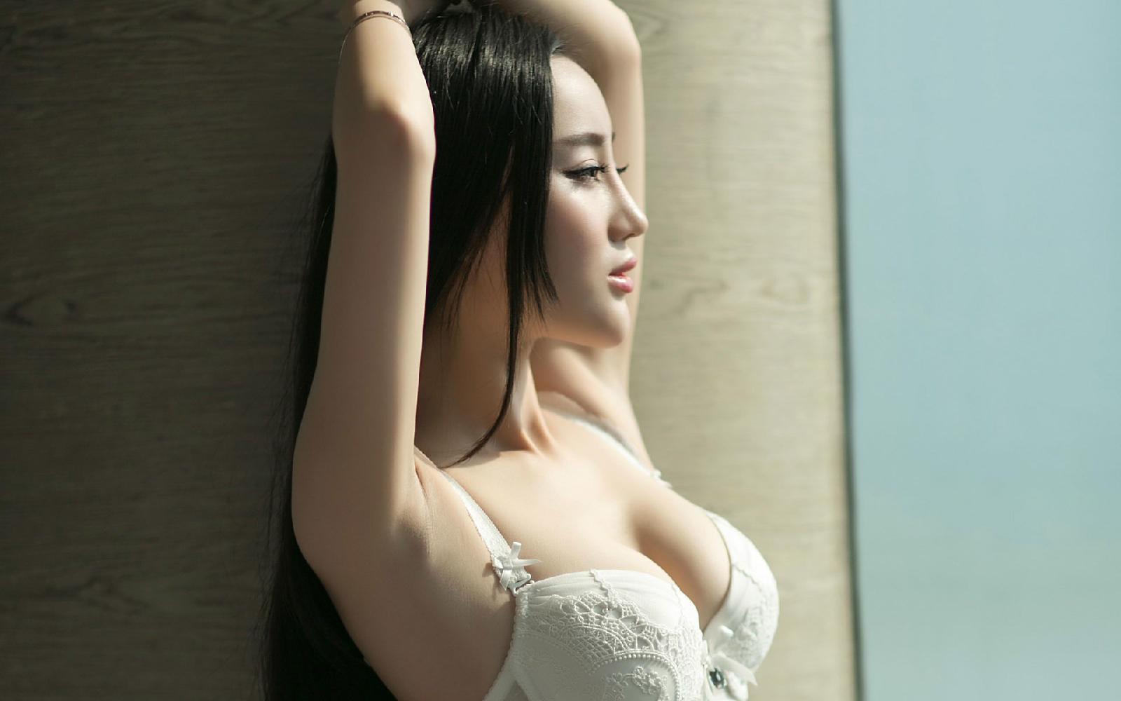 品美女性感清纯美女张婉馨写真