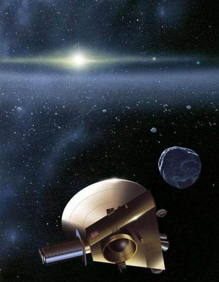 自拍发给外星人:新视野号将接受上传资料 - 上海UFO俱乐部 - 上海UFO俱乐部