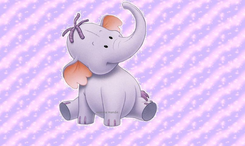 cartoon elephant wallpaper - photo #12