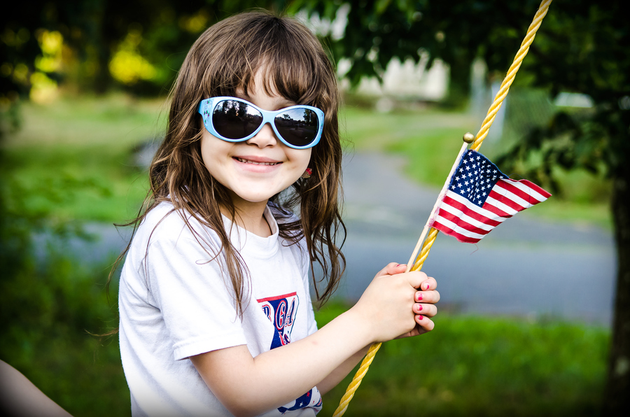 美国的孩子american+child