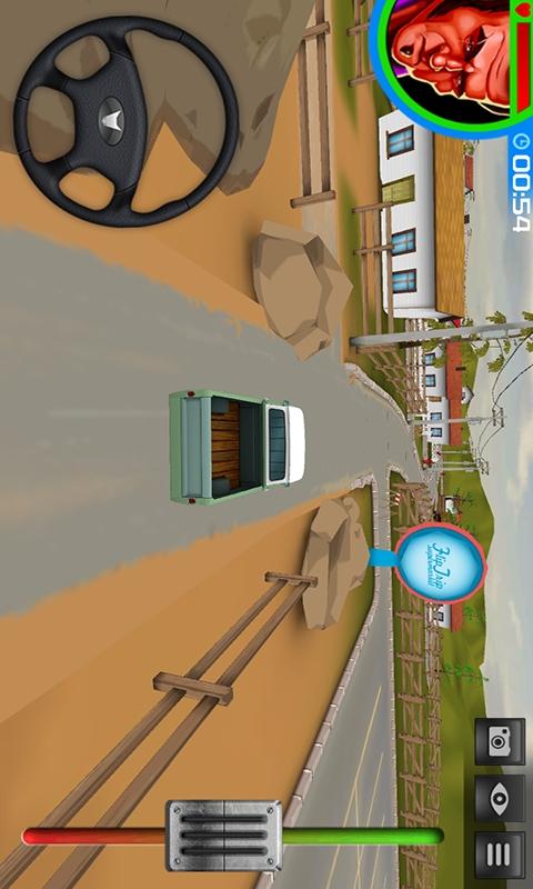 模拟驾驶-应用截图