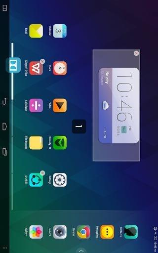 乐桌面HD-应用截图