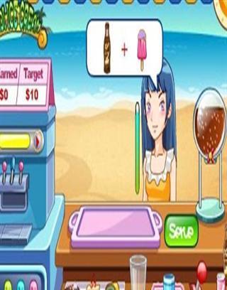 【免費遊戲App】糖果冰淇淋蛋糕店-APP點子
