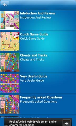【免費模擬App】糖果传奇攻略 candy crush tips-APP點子