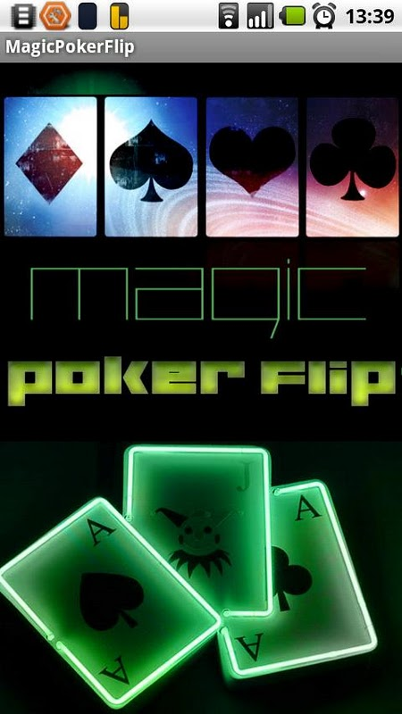 魔術app推薦:magic poker flip - YouTube
