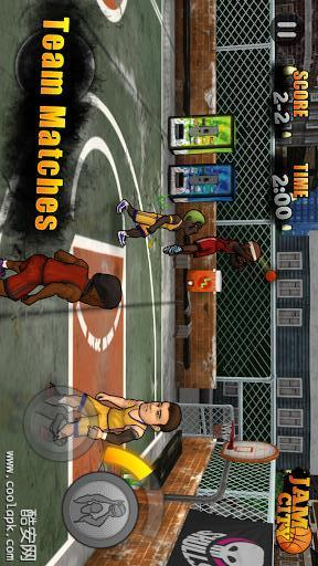 【免費體育競技App】街头篮球-APP點子