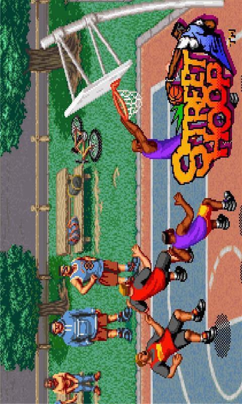 街头暴扣|玩體育競技App免費|玩APPs