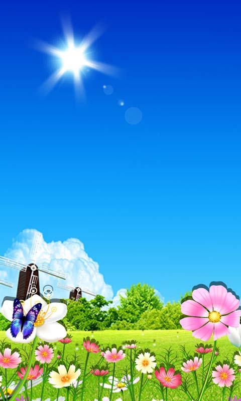 田园风光-天天锁屏