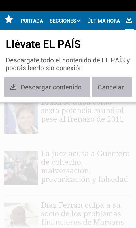 EL PAíS|玩體育競技App免費|玩APPs