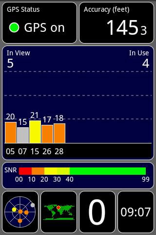 【免費工具App】GPS测试-APP點子