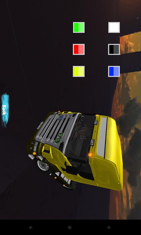 超级大货车游戏-应用截图