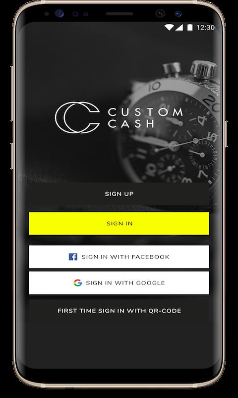 Custom Cash-应用截图