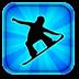 滑雪板 LOGO-APP點子