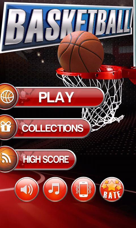 疯狂篮球 Basketball Mania-应用截图