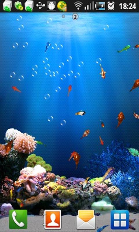 海底世界动态壁纸