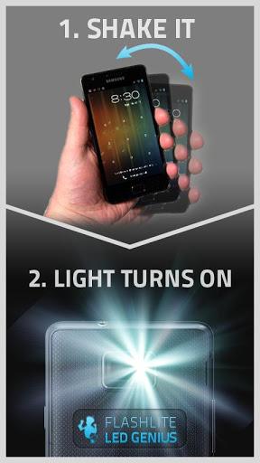 华丽手电筒 Flashlight LED Genius 汉化版