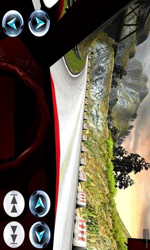 3D赛车-应用截图
