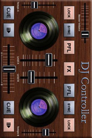 DJing远程控制|玩媒體與影片App免費|玩APPs