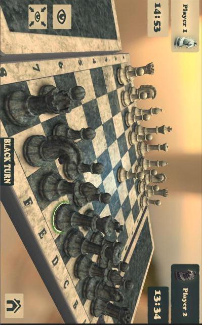 国际象棋的融合|玩棋類遊戲App免費|玩APPs