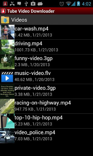 【免費媒體與影片App】Tube Video Downloader-APP點子