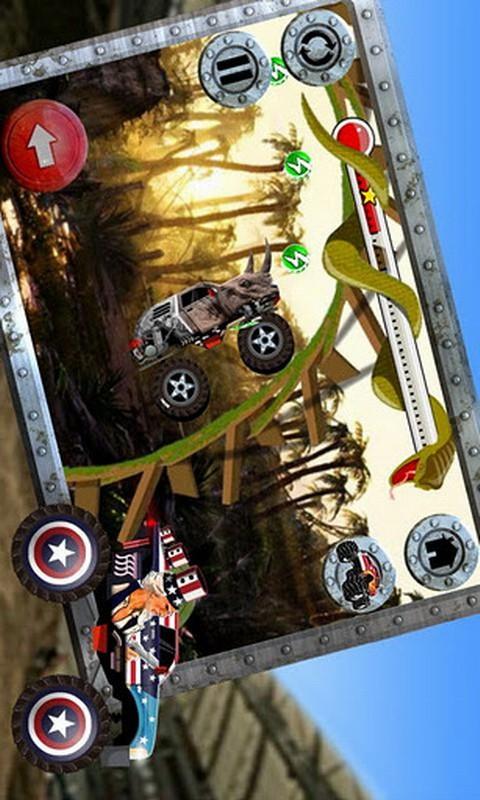 【免費賽車遊戲App】酷炫越野大脚车-APP點子