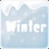 GO主题-Winter 個人化 LOGO-玩APPs