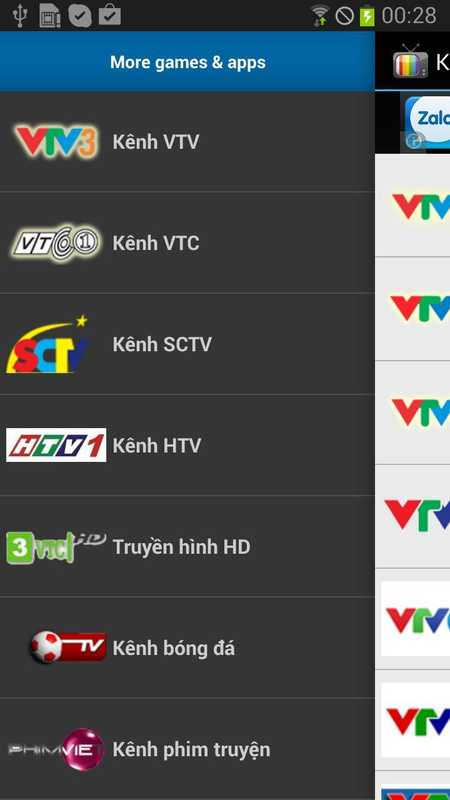 Watch Live Vietnamese Online TV Free on Internet from ...