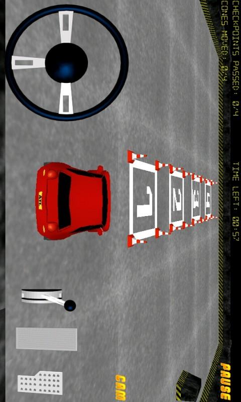 驾驶停车练习 3D版