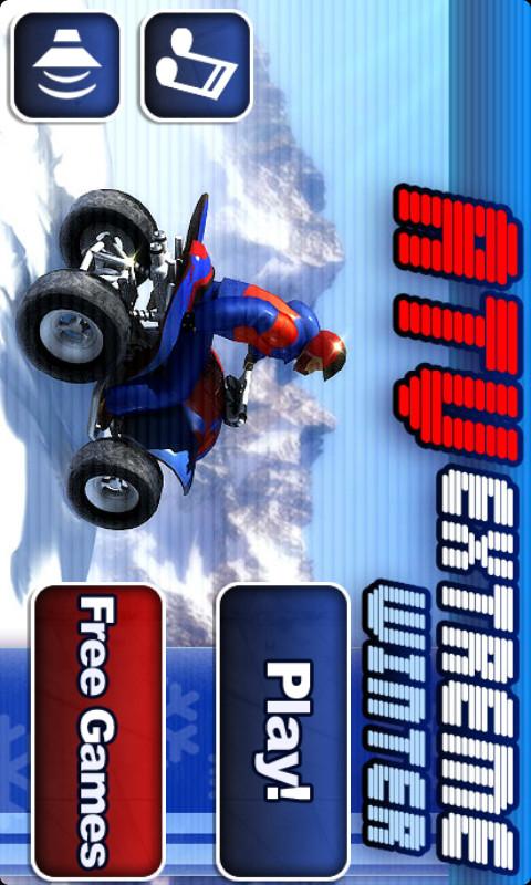 玩賽車遊戲App|极限雪地越野免費|APP試玩