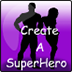 CreateASuperHeroFan 遊戲 App LOGO-硬是要APP