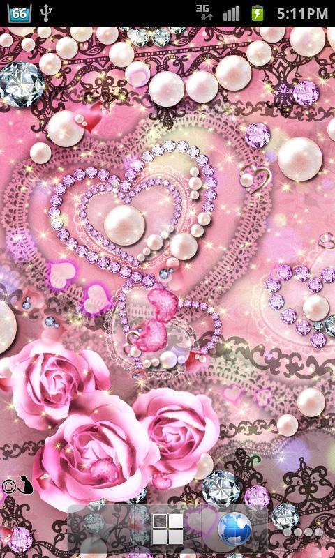 Lovely Heart LiveWallpaper Free