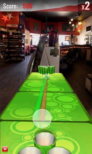 啤酒乒乓球-应用截图
