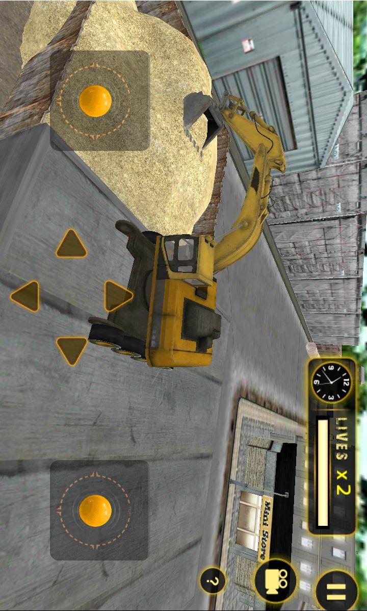 挖掘机大师3D-应用截图