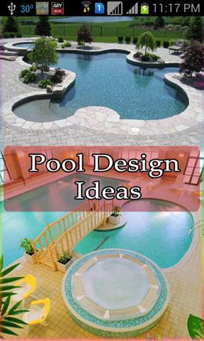 游泳池的设计思路 Pool Design Ideas
