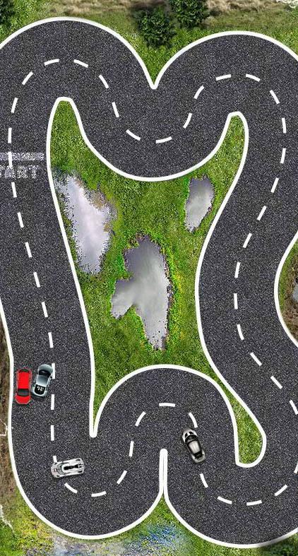 遥控赛车游戏