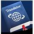 手机翻译器 工具 App LOGO-APP試玩