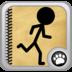 火柴人【动态壁纸】 個人化 App LOGO-APP試玩