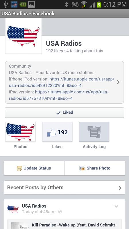 USA Radios