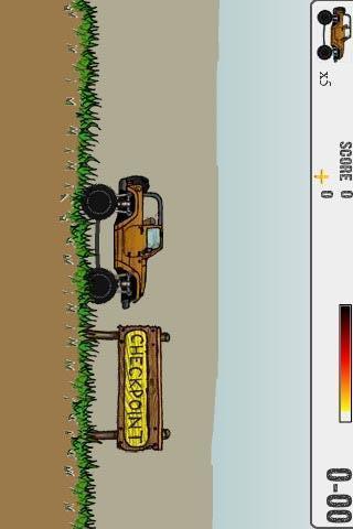 大卡车冒险之旅-应用截图