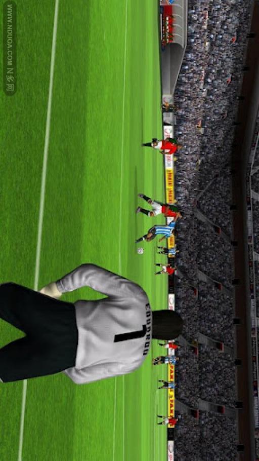 真实足球2012-应用截图
