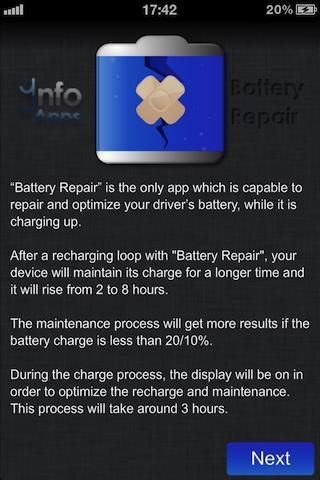 玩工具App|电池修复 Battery Repair免費|APP試玩