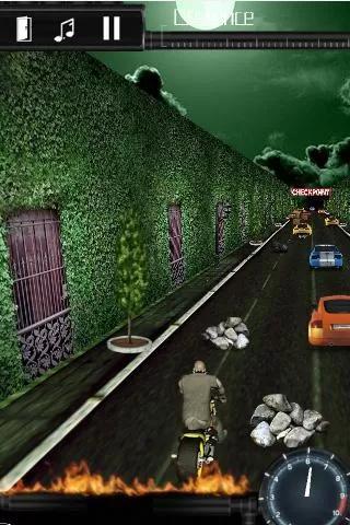 烈焰机车|玩賽車遊戲App免費|玩APPs