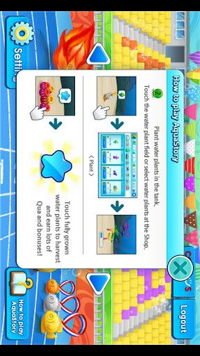 【免費遊戲App】梦幻水族馆-APP點子