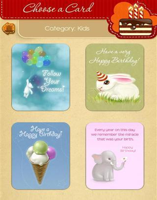 【免費社交App】生日贺卡-APP點子