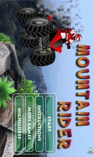 山地骑士 賽車遊戲 App-癮科技App