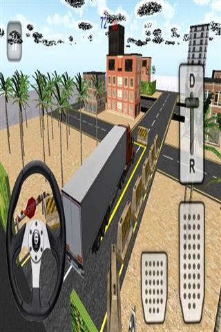 3D停卡车 賽車遊戲 App-愛順發玩APP