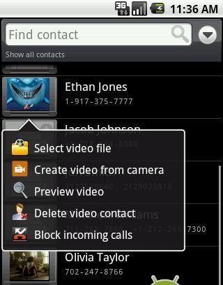 Video Caller Id (free)-应用截图