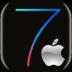 苹果7主题锁屏