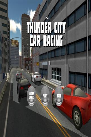 【免費體育競技App】急速城市赛车-APP點子