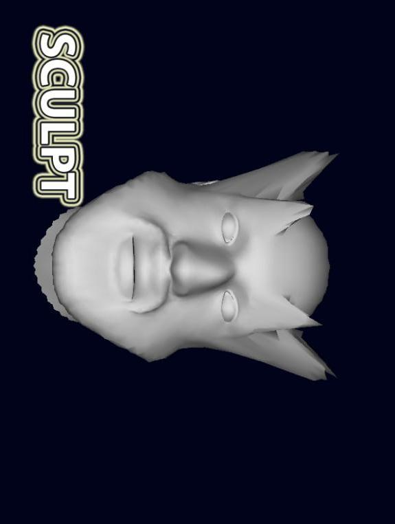 玩免費體育競技APP|下載3D模型绘图工具 d3D Sculptor app不用錢|硬是要APP